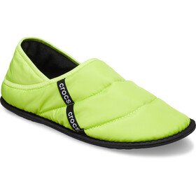 Crocs Neo Puff Laarzen, lime punch